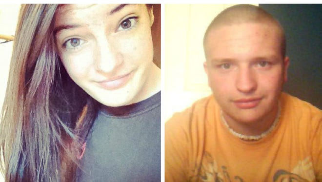 Kylee McCord, Nick King, Curtis Gunnell, and Faith White were killed in a Friday night wreck in Lincoln County