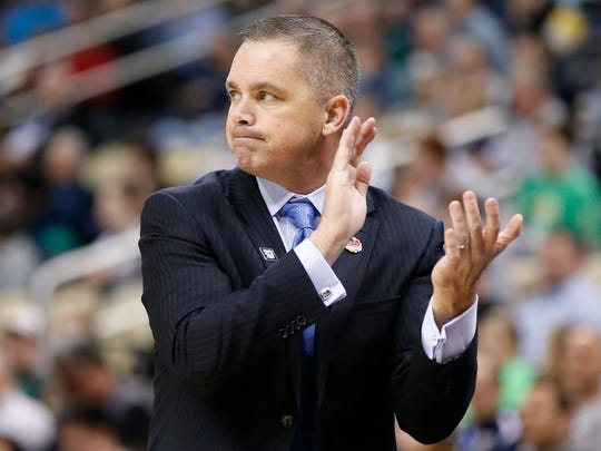 Butler head coach Chris Holtmann did more than was expected in 2015.