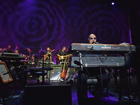 "The early stops on Stevie Wonder's ""Songs in the Key"