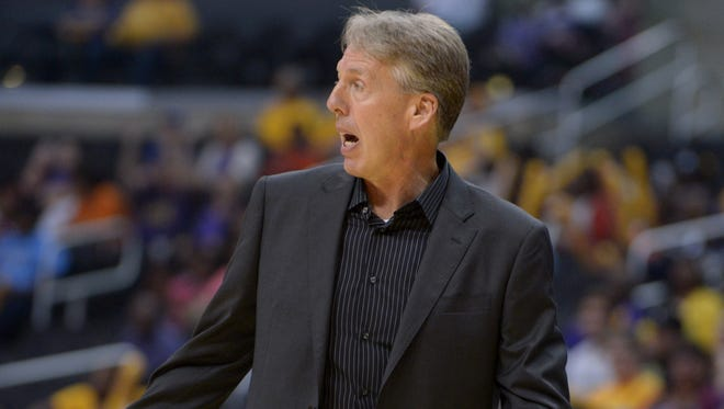 Brian Agler will be the Sparks' head coach.