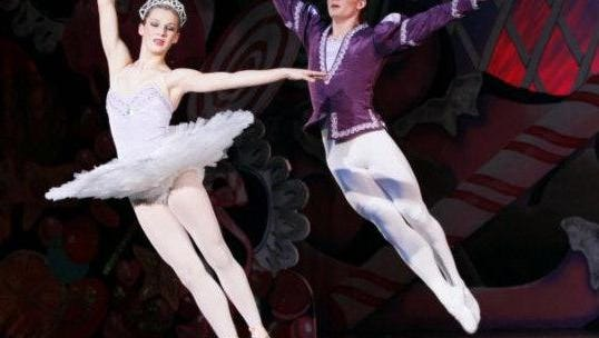 """Call 575-336-4800 for tickets to Dali Ballet's """"The Nutcracker"""" Dec. 19 and 20."""