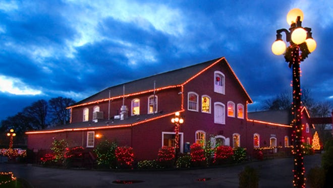Magic at the Mill takes place Friday through Tuesday at Willamette Heritage Center
