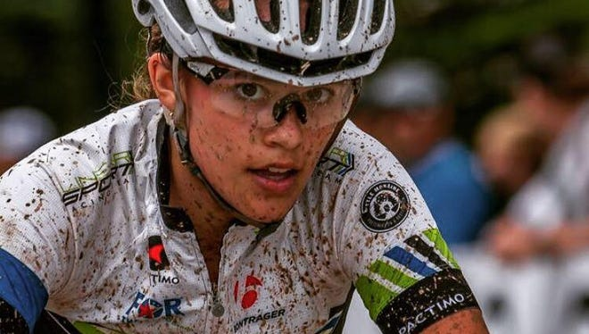 Wausau West senior Hanna Mork has been one of the top girls mountain bikers in the state during her prep career. She is headed to Colorado Mesa University to compete at the collegiate level.