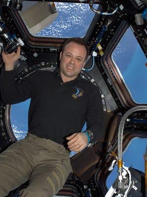 Retired NASA astronaut Ron Garan