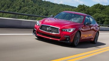 Car Culture: Refreshed Q50 tries to jolt sedan scene