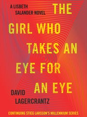"""""""The Girl Who Takes an Eye for an Eye"""" arrived Sept."""