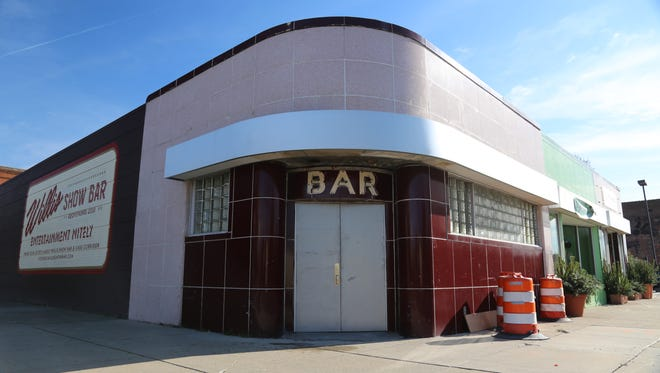 Vacant for 40 years, the iconic Willis Show Bar in Detroit's Cass Corridor will be reborn as a classy cabaret thanks to the Detroit Optimist Society and a group of L.A.-based investors.