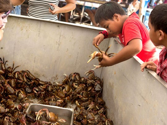 The 11th annual MalessoGupot Chamorro/Crab Festival is scheduled for March 22-24. All residents are invited to come and join in the celebration.