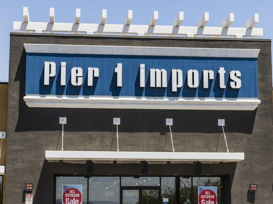 Pier 1 reportedly expects to announce further shutdowns next week.
