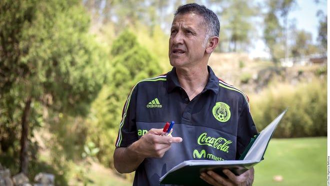 El técnico de la Selección Mexicana, Juan Carlos Osorio, revelará la convocatoria para los dos partidos de Eliminatoria Mundialista, en lo que es su primer llamado luego de la histórica derrota 7-0 contra Chile.