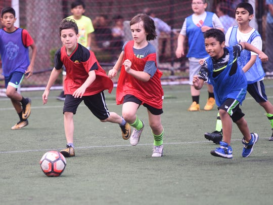 Harrison's soccer tradition can be traced to five German-owned
