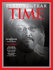 Murdered Saudi Arabian writer Jamal Khashoggi, the