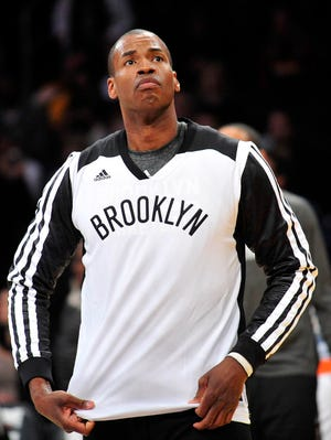 Nets center Jason Collins, the NBA's first openly gay player, has the support of his teammates.