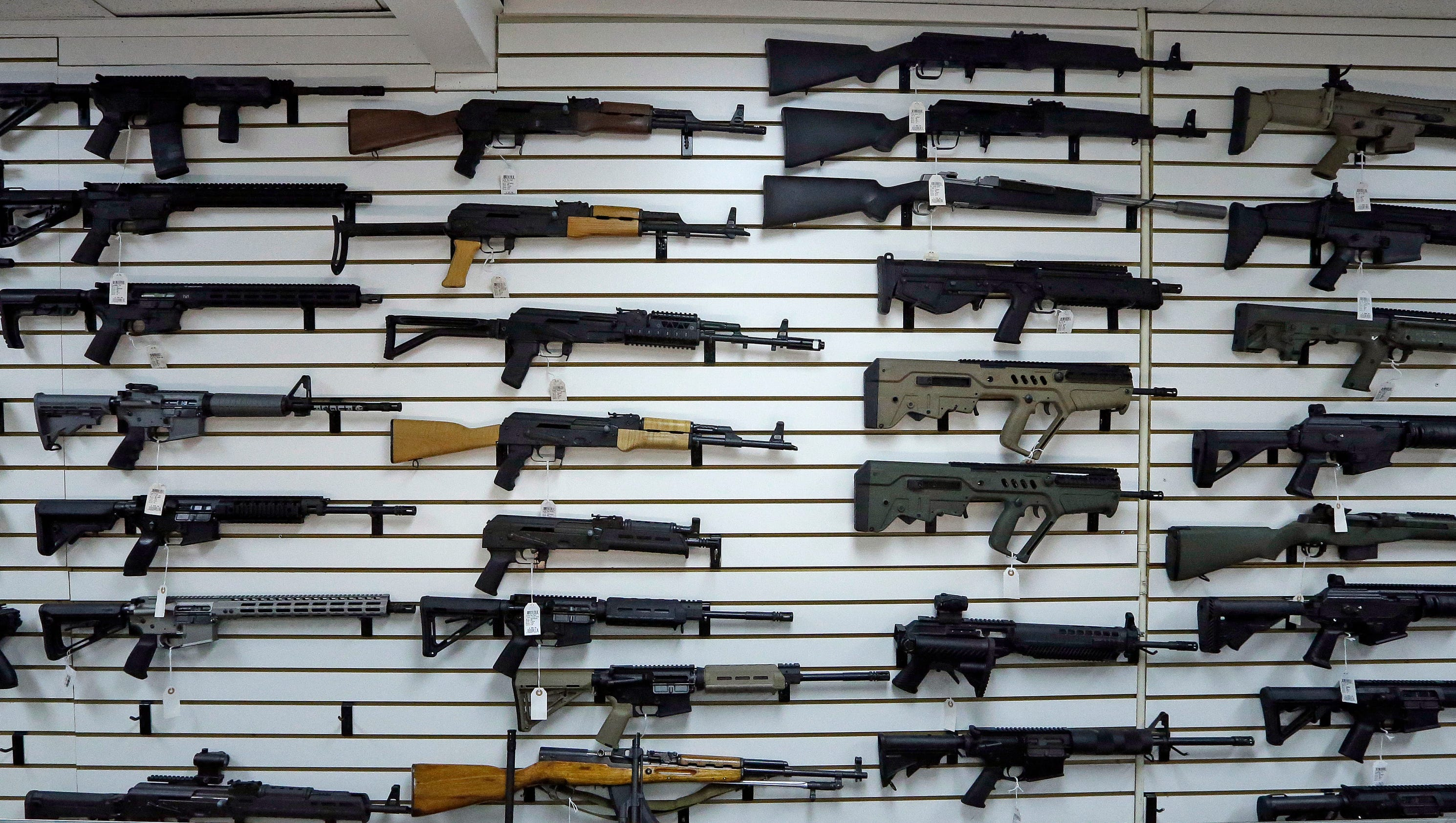 Feds issue 4,000 orders to seize guns after failed background checks