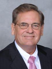 Prairie Meadows Chief Executive Officer Gary PalmerGary