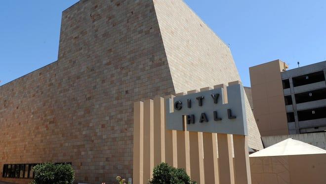 Thousand Oaks City Hall.