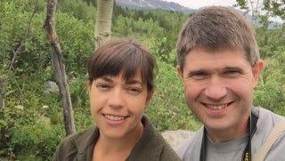 Jason and Erin Hoppe