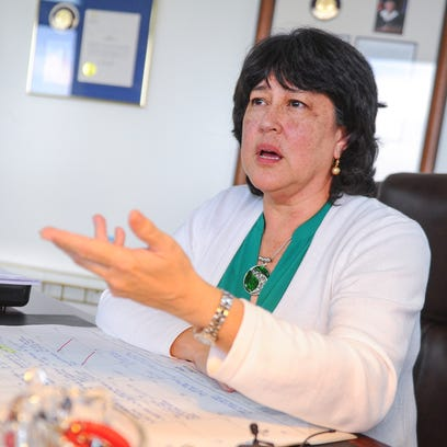 Guam Attorney General Elizabeth Barrett-Anderson won't seek reelection