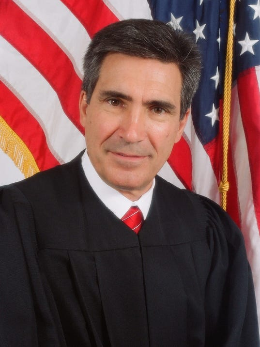 GCY Judge Richard Hammer