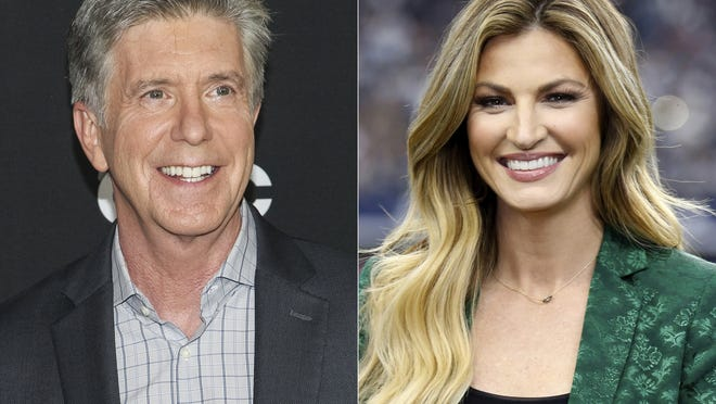 """Tom Bergeron and Erin Andrews will not be returning to """"Dancing With the Stars."""""""