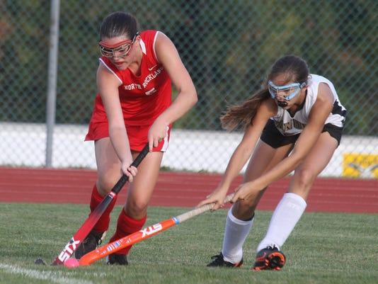 North Rockland field hockey Jenna Fox