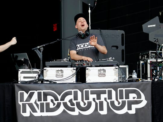 Milwaukee DJ KidCutUp turned a one-off opening slot for Pink at Summerfest in 2017 into a globe-trekking job as her opening DJ. Pink, and KidCutUp, will perform in Milwaukee Thursday at Fiserv Forum.