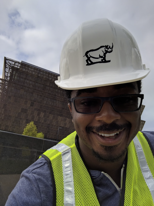 636094066905049289-Travis-McPhail-outside-of-NMAAHC.png