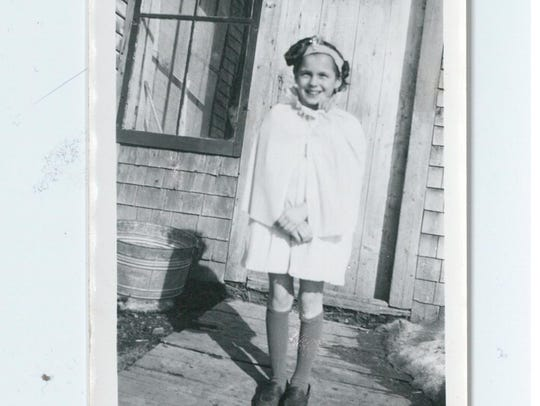 A 1947 photo of Edith Fullerton.