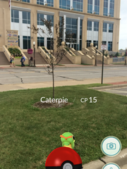 Pokemon can be found all over Wausau, but the more well known the location, the more likely you'll be able to find a creature.