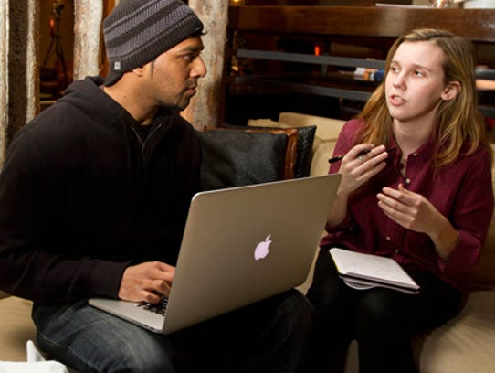 Robin Bhattacharyya, 35, of Lakewood, owns Carponents.com,