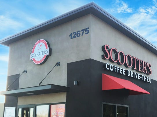 Scooter's Coffee opened a second Arizona location in