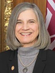 Sandra Harper, McMurry University president
