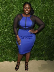 Danielle Brooks attends the CFDA Vogue Fashion Fund