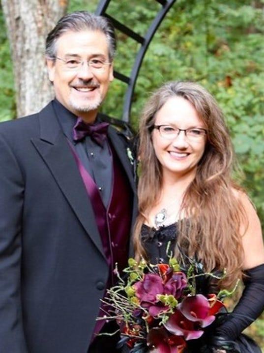 Weddings: Raven Sinclaire & Steve Wilde