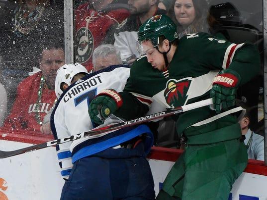 Winnipeg Jets v Minnesota Wild - Game Four