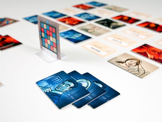 Codenames is a social word game where players are challenged