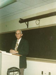 Albert Travis was a teacher in the Binghamton City