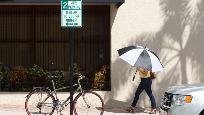 Fort Pierce began enforcing two-hour parking in downtown in early September in an attempt to create turnover in congested areas. Two-hour parking is enforced from 8:30 a.m.- 5:30 p.m. Monday-Friday.