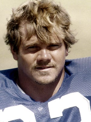 Former Dallas Cowboys linebacker Jeff Rohrer will marry his partner on Sunday.