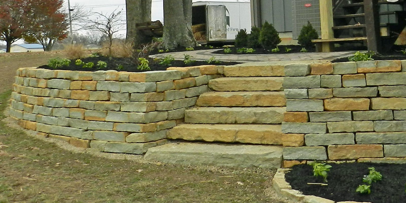 Retaining Walls Are A Problem Solver
