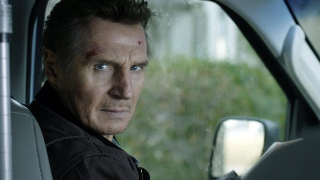 "Liam Neeson stars in ""Honest Thief."""