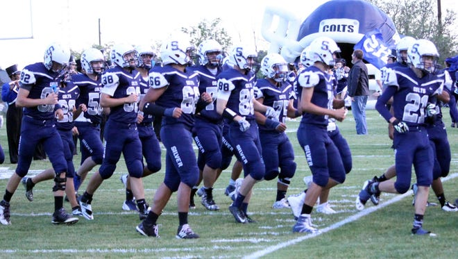 The Silver High football team will make the long trek north to face Shiprock in the Class 4A state football playoffs.