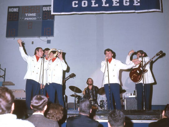 Frankie Valli and the Four Seasons at Monmouth College