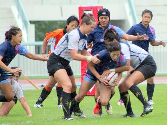 Guam women's rugby union