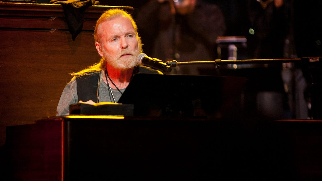 Allman Brothers singer and Southern rock icon Gregg Allman dies at 69