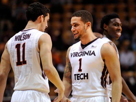 NCAA Basketball: Morgan State at Virginia Tech
