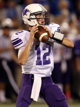 Elder quarterback Peyton Ramsey was offered Indiana on Sunday.