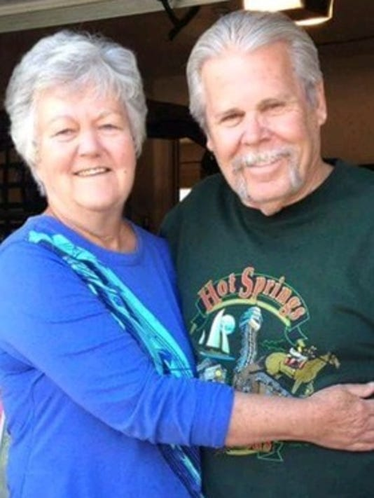 Anniversaries: Danny pettey & Kathy Pettey