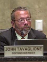 Riverside County Supervisor John Tavaglione
