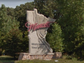 This Minnesota monument greets you with grand gesture